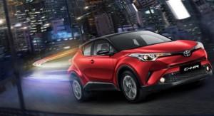 Toyota New CH-R