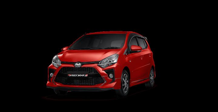 Toyota New Rush GR